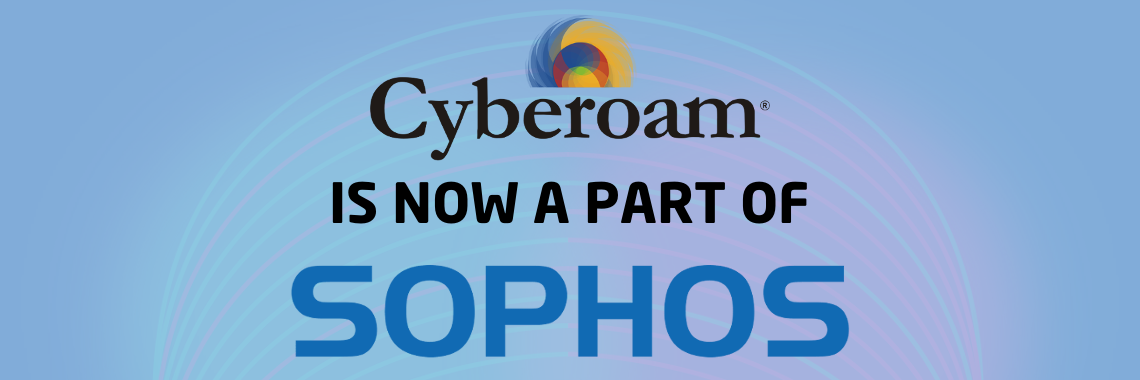 Cyberoam is now apart of Sophos and link to Sophos